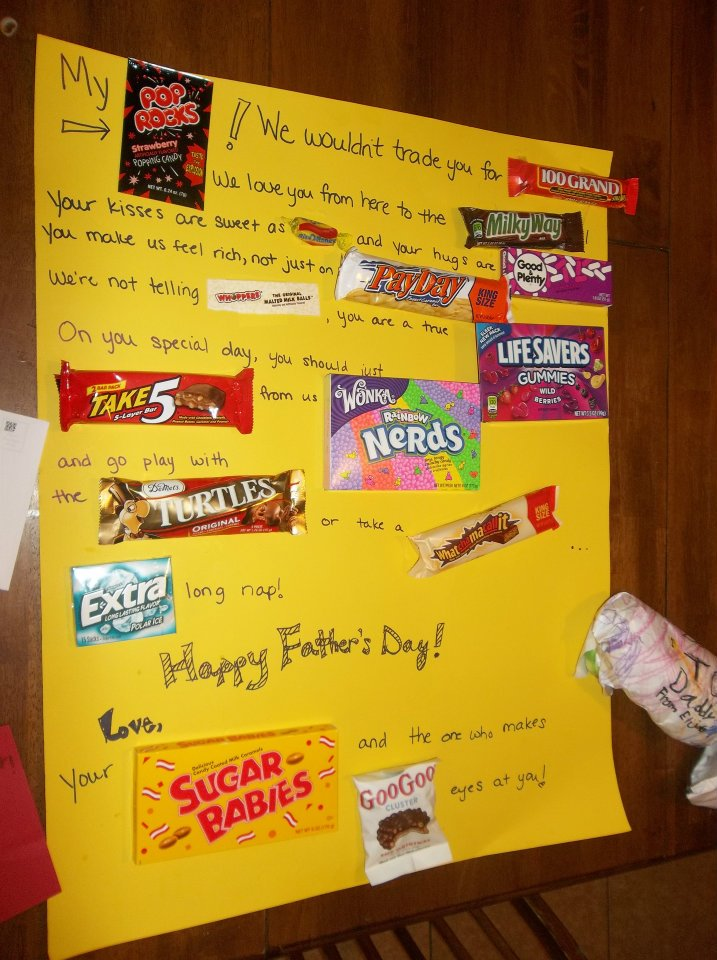 4 DIY Father's Day Gift Ideas | A Moment For Mom
